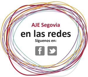 AJE Segovia en las redes sociales