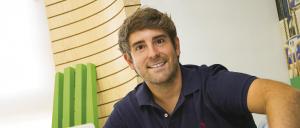 Marcos ALves entrevista AJE SEgovia