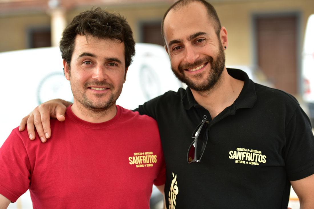 entrevista Cerveza San Frutos AJE Segovia