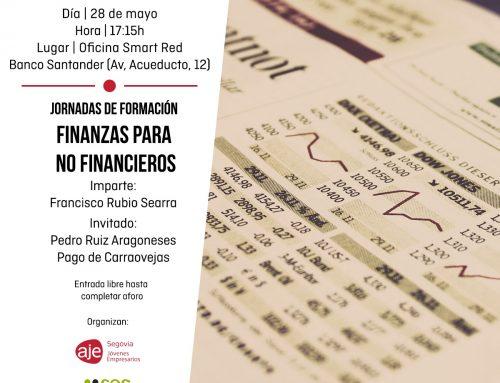 Jornada 'Finanzas para no financieros'