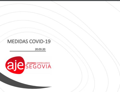 Compromiso AJE: aquí va nuestro paquete de medidas frente al COVID-19