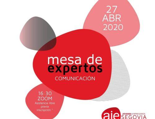 V Mesa de Expertos: Comunicación