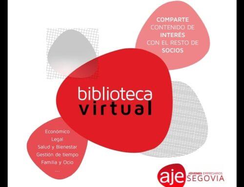 ¡Estrenamos biblioteca virtual!