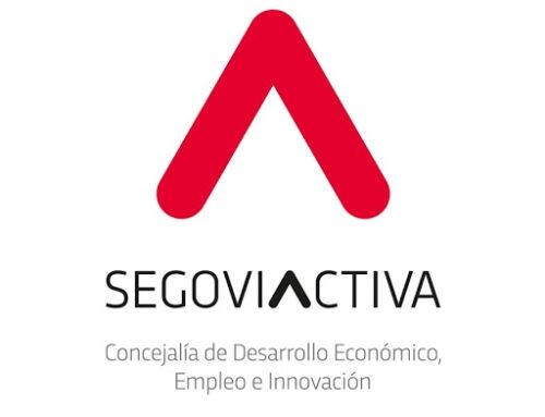 """El Ayuntamiento y AJE Segovia lanzan """"Segoviactiva te conecta"""", formación en streaming para empresas"""