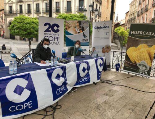 20 aniversario de Cope Segovia