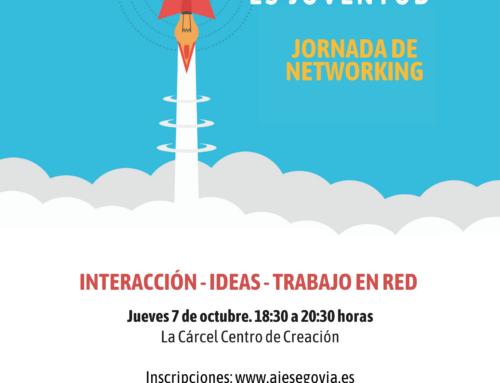 Jornada networking.- Emprender es Juventud